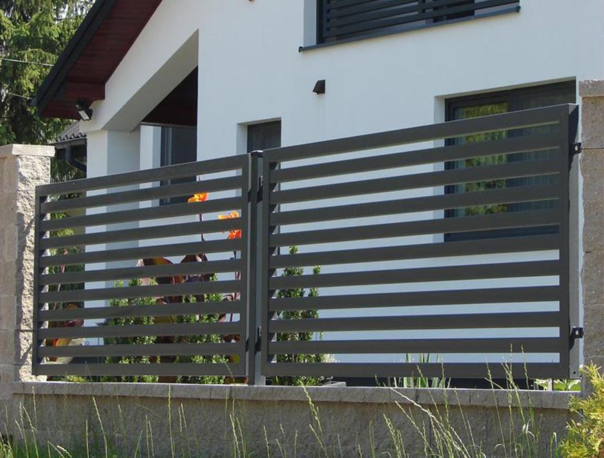 Ogrodzenia palisadowe